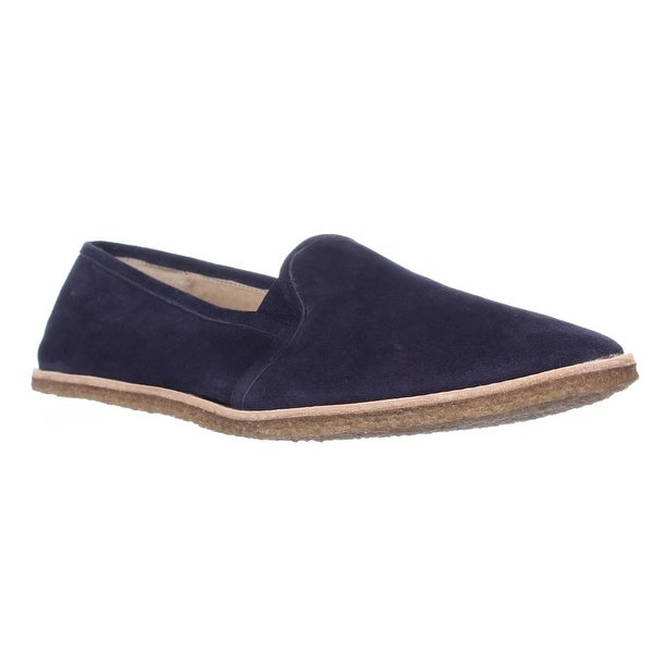 Splendid Beatrix Casual Slip On Flats, Navy - 10 us