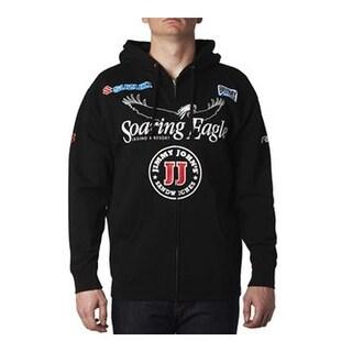Fox Racing 2016 Men's RCH Team Zip Up Jacket - 19127 - Black