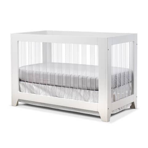 Sorelle Soho Acrylic Crib
