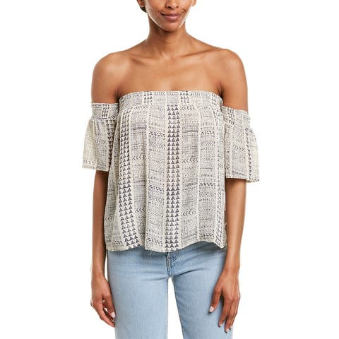 Elan Off-Shoulder Top