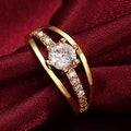 Simple & Sophisticated Gold Ring - Thumbnail 3