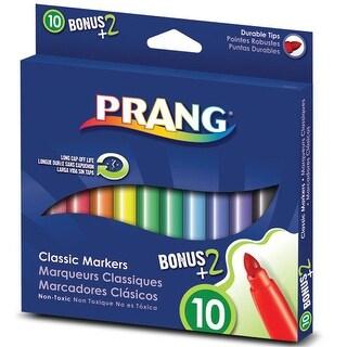 Prang - Classic Art Marker Set - 8-Color Set
