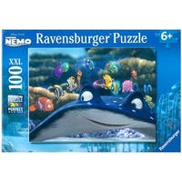 Nemo and His Friends 100 Piece Puzzle, 100 Piece Puzzles by Ravensburger