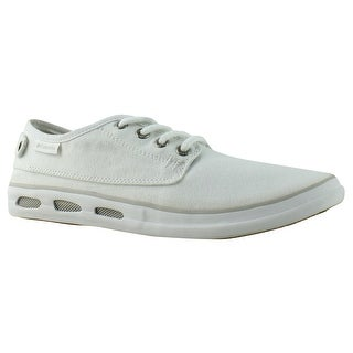 Columbia Womens Vulc N Vent White,Oyster Fashion Shoes Size 8.5