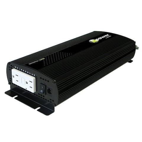 Xantrex XPower 1000 Inverter GFCI & Remote ON/OFF UL458