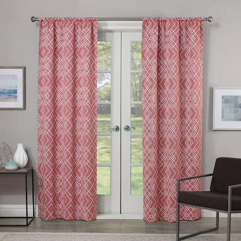 Eclipse Paloma Window Curtain Panel