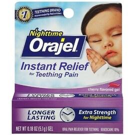 Baby Orajel Nighttime Formula 0.18 oz (4 options available)