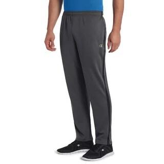 Champion Men's Woven Track Grey Pants Size Medium