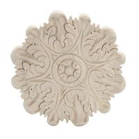 American Pro Decor 5APD10351 Medium Hand Carved Onlay Wood Applique