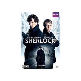 SHERLOCK-SEASON 3 (DVD/2 DISC/O-SLEEVE)