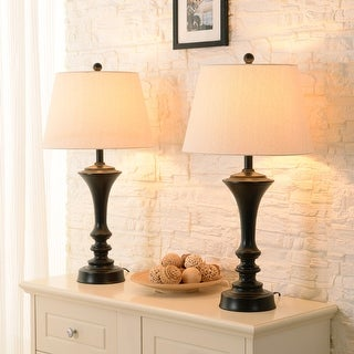 Link to Copper Grove Hersey 2-pack Table Lamp Similar Items in Table Lamps
