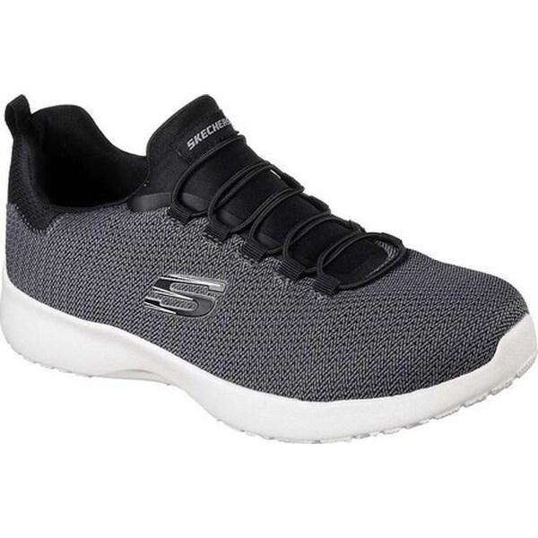 66e1f12a Shop Skechers Men's Dynamight Bungee Lace Sneaker Black - Free ...