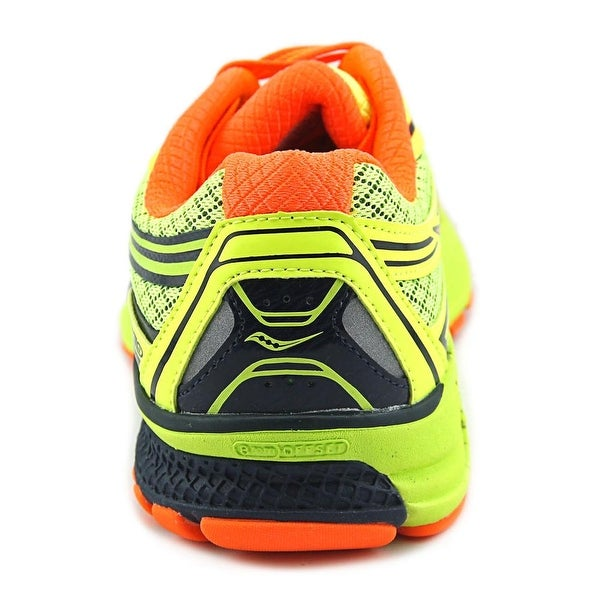 Mens Running Shoes Grey Green Saucony Guide 9 Running