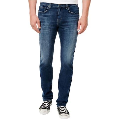 Joe's Mens Kinetic Slim Fit Jeans, Blue, 28W x 34L