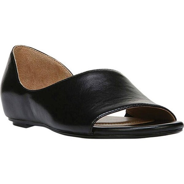 180fb2e81b1 Shop Naturalizer Women s Lucie D Orsay Shoe Black Leather - Free ...