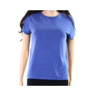 Free Press NEW Blue Coronet Womens Size XS Crewneck Short-Sleeve Tee T-Shirt 091|https://ak1.ostkcdn.com/images/products/is/images/direct/b2b63ccd180530a356bd0dd3f9d6f9ff26069b1f/Free-Press-NEW-Blue-Coronet-Womens-Size-XS-Crewneck-Short-Sleeve-Tee-T-Shirt-091.jpg?impolicy=medium