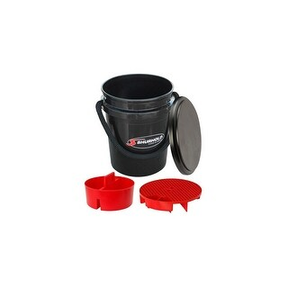 Shurhold One Bucket Kit - 5 Gallon - Black One Bucket Kit - 5 Gallon - White