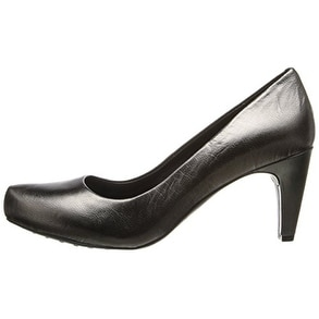 Easy Spirit Womens DANICA Leather Pointed Toe Classic Pumps