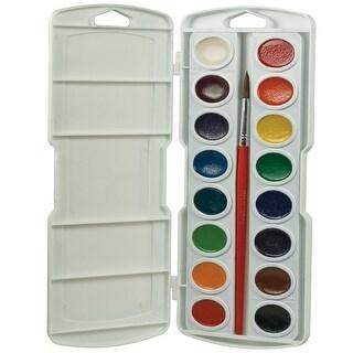Prang Watercolor Paint Cakes 16/Pkg