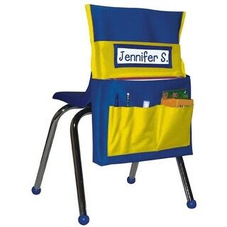 Chairback Buddy Blue/Yellow