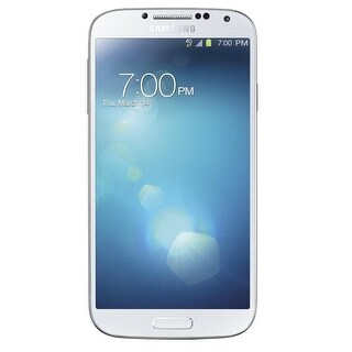 Samsung Galaxy S4 L720 Sprint CDMA 4G LTE Android 13MP Camera Phone - White (Certified Refurbished)