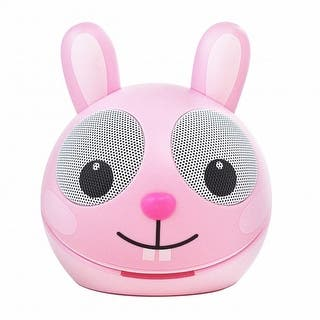Portable Bluetooth Speaker Razzle the Rabbit|https://ak1.ostkcdn.com/images/products/is/images/direct/b2b9f566d067407170df5c2cada32704eff5255a/Portable-Bluetooth-Speaker-Razzle-the-Rabbit.jpg?impolicy=medium