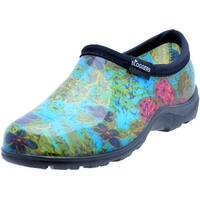 Sloggers 5102BL06 Women's Garden Shoes, Midsummer Blue, Size 6