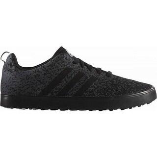Adidas Men's Adicross Primeknit Core Black/Black/Bold Onyx Golf Shoes F33350