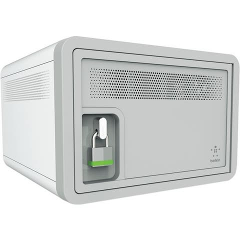 Belkin components b2b117 secure and charge ac with surge