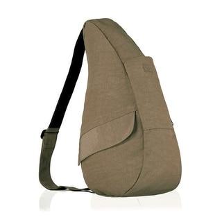 Ameribag Small Nylon Healthy Back Bag Taupe Small Nylon