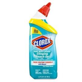 Clorox 30620 Toilet Bowl Cleaner, 24 Oz