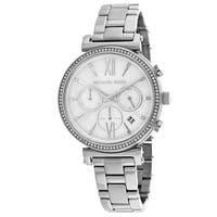 Michael Kors Women's Sofie Silver Dial Watch
