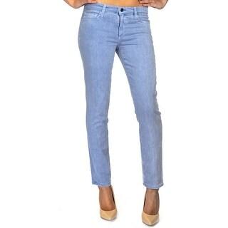 Skinny Ankle Jean In Vioblu