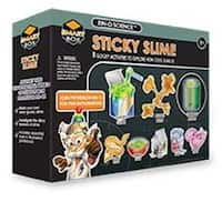Tedco Toys 32021 Sticky Slime Large Science Kit