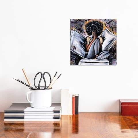 """iCanvas """"All I Have..."""" by Artist Ria Canvas Print"""
