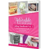Hunkydory Adorable Scoreboard Crafting Handbook-Vol. 2