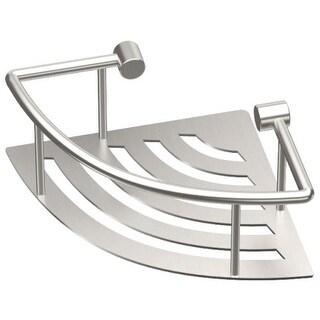 """Gatco 1453 Elegant 8"""" Corner Shower Shelf"""