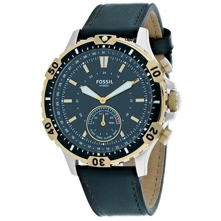Link to Fossil Men's Garret Black Watch - FTW1193 - One Size Similar Items in Men's Watches