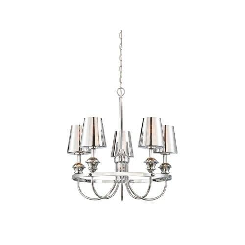 Savoy House 1 6501 5 Arden Light