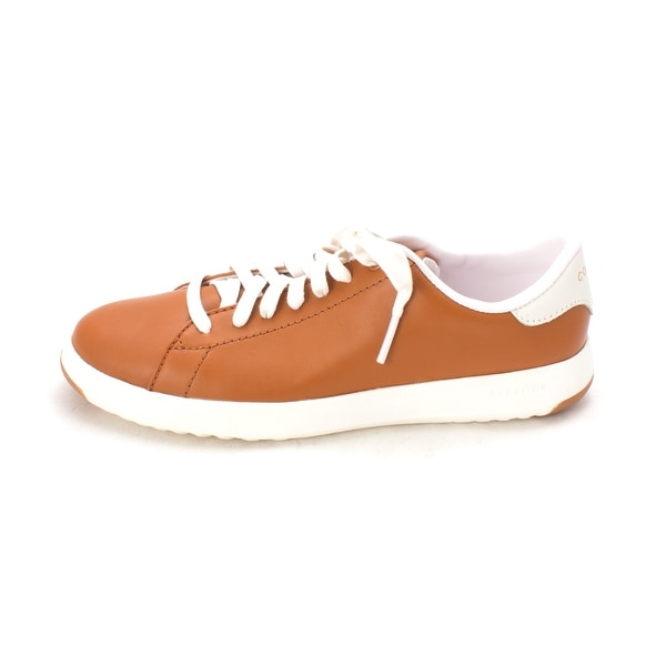 Cole Haan Womens Grandpro Tennis Low Top Lace Up Tennis Shoes