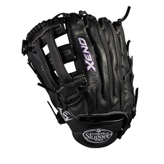 "Louisville Slugger Xeno 12.5"" Pitchers Fastpitch Glove - Left Hand Throw"