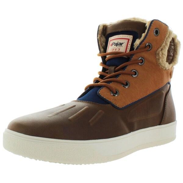bd9cbfabd Shop Pajar Canada Jordan Men s Hybrid Fashion Sneaker Boots - Free ...