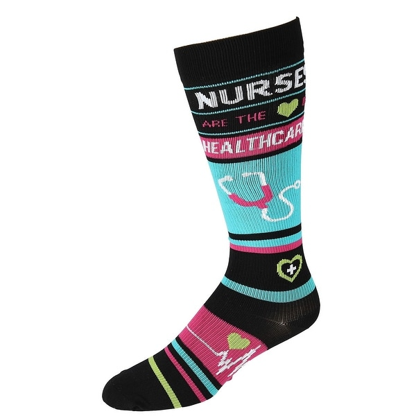 Think Medical Women's Extended Size Healthcare Compression Socks