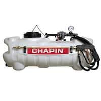 Chapin International 97300 15 Gallon 12V Deluxe Dripless Ez Mount Atv Spot Sprayer