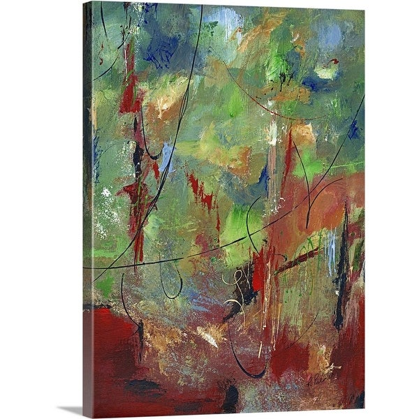 """""""Extol Him With Music And Song"""" Canvas Wall Art"""