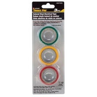 Trades Pro® 3 Color Electric Tape Set - 837333