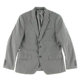 Perry Ellis Mens Blazer Button Cuff Very Slim Fit - 42s