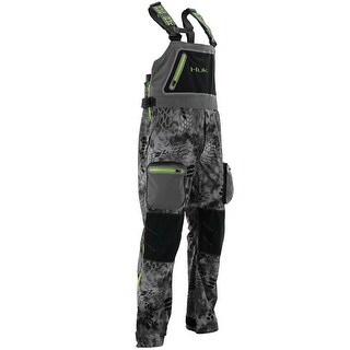 Huk Men's Next Level Kryptek All Weather Kryptek Raid Small Bib