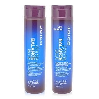 Joico Color Balance Blue Shampoo and Conditioner 10.1 ounces