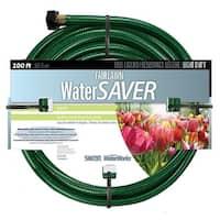 "Swan SNFA12100 Fairlawn Water Saver Garden Hose, 1/2"" x 100'"